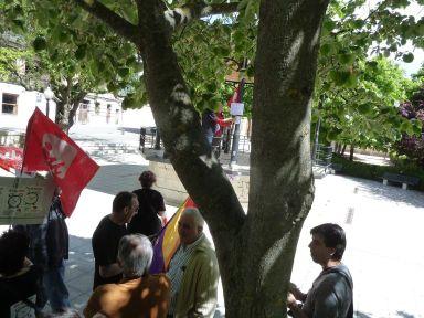 Vídeos del 1º de Mayo de 2014 en Cuéllar